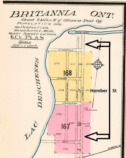 Humber St 1912