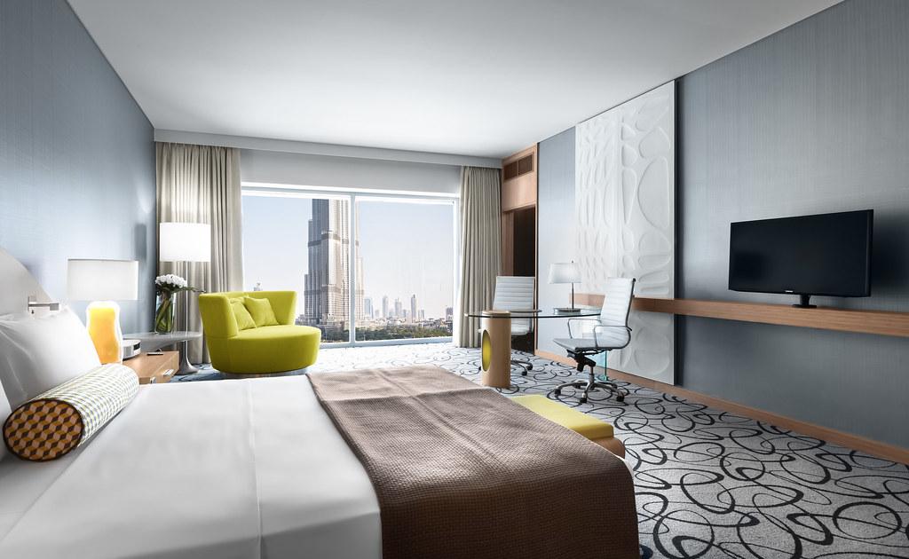 Junior suite bedroom sofitel dubai downtown flickr - Camera ragazza 20 anni ...