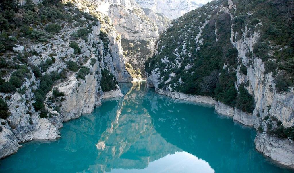 Gorges Du Verdon Provence Alpes Cote DAzur France