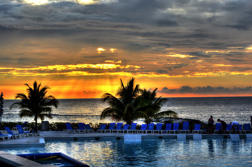 Sunset in Jamaica | by Clacker8066