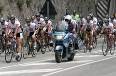 polizia giro italia