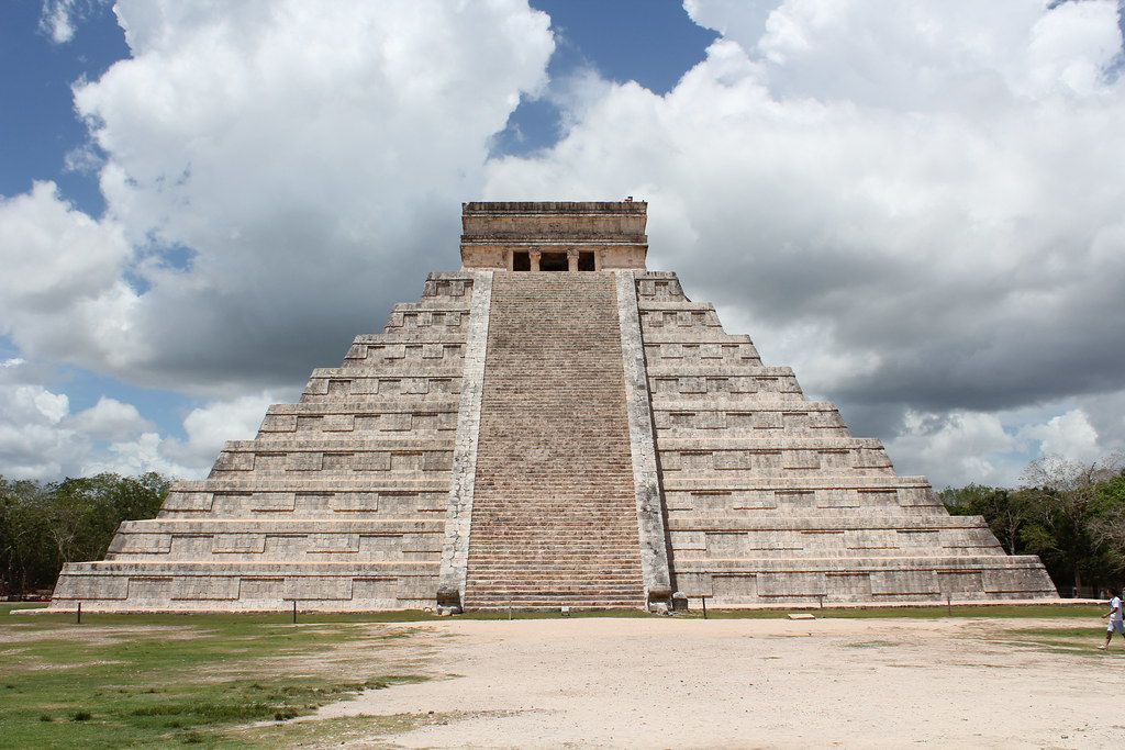 Chichen Itza, El Castillo | Chichén Itzá, El Castillo, north… | Flickr