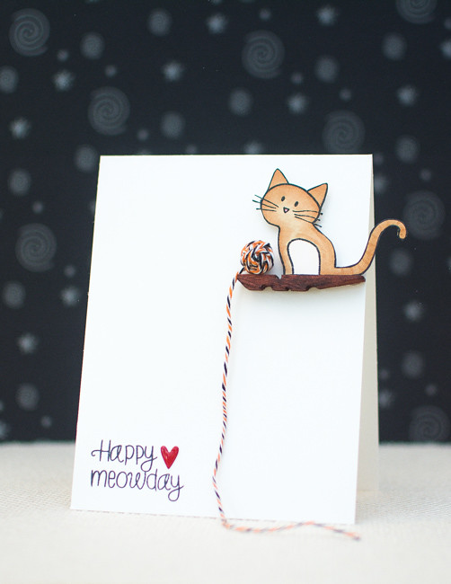 casology 104 happy meowday card more details with photo flickr