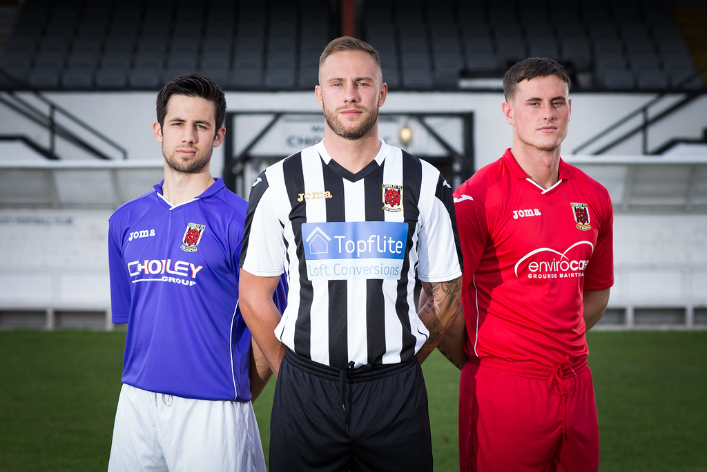Chorley FC New Kit 2014-15 Season   Martin Cogley   Flickr