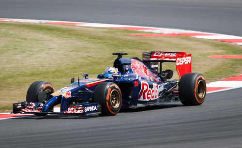 F1 - Toro Rosso - Jean-Éric Vergne | by Jaffa The Cake