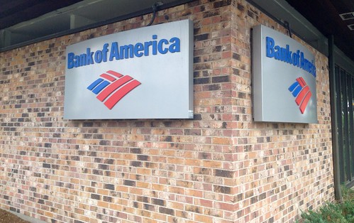 Bank of America | by JeepersMedia