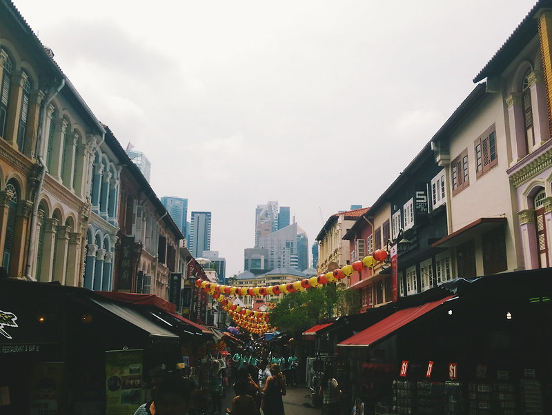 singapre old town