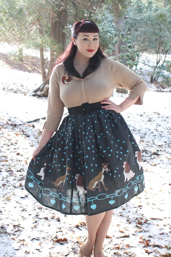 disney skirt vintage