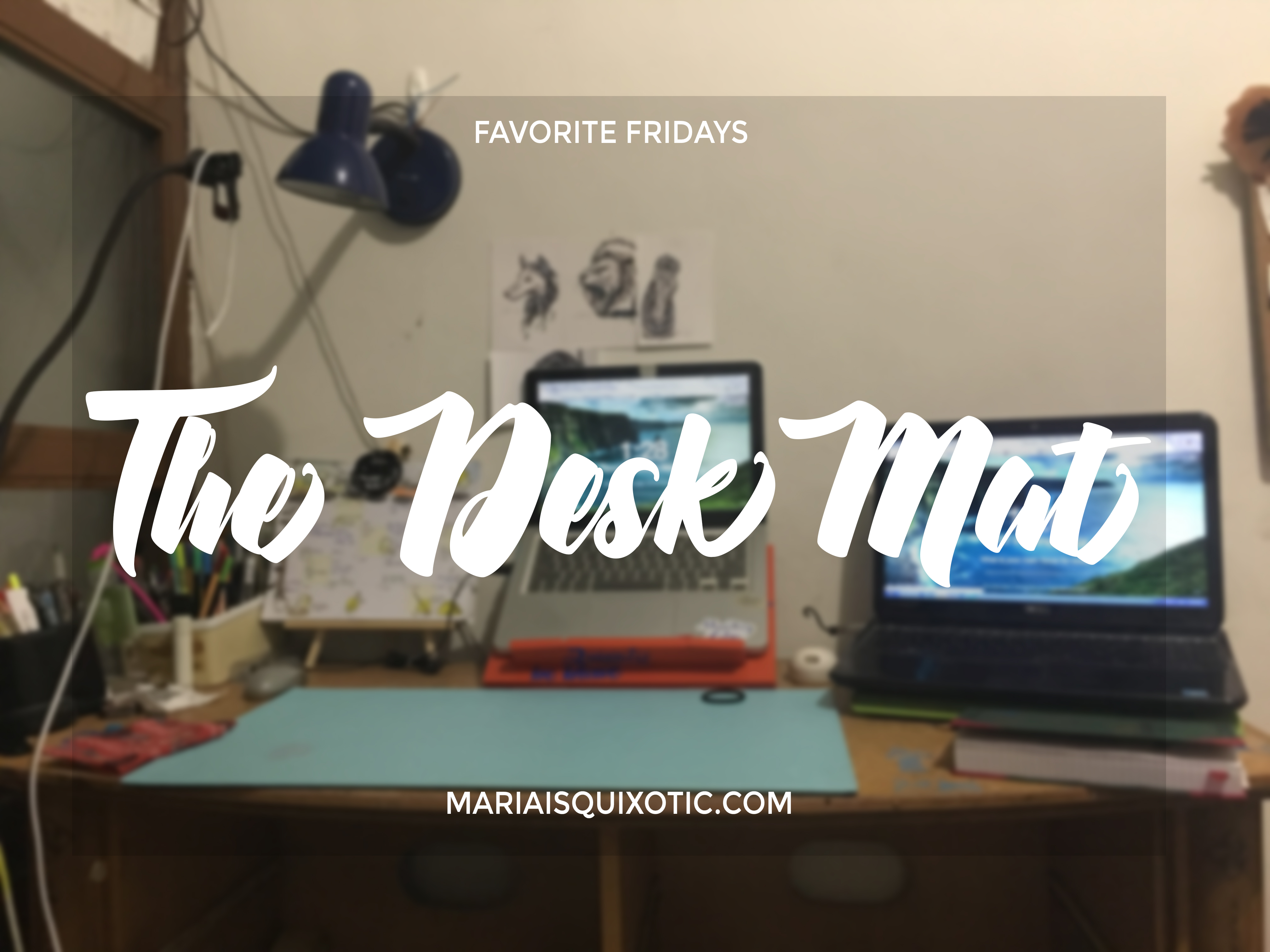 FF 32: The Desk Mat
