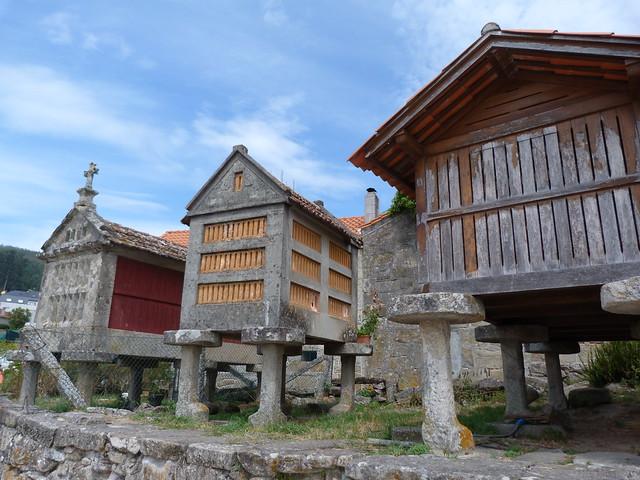 Combarro es una de las excursiones típicas desde Sanxenxo o Portonovo