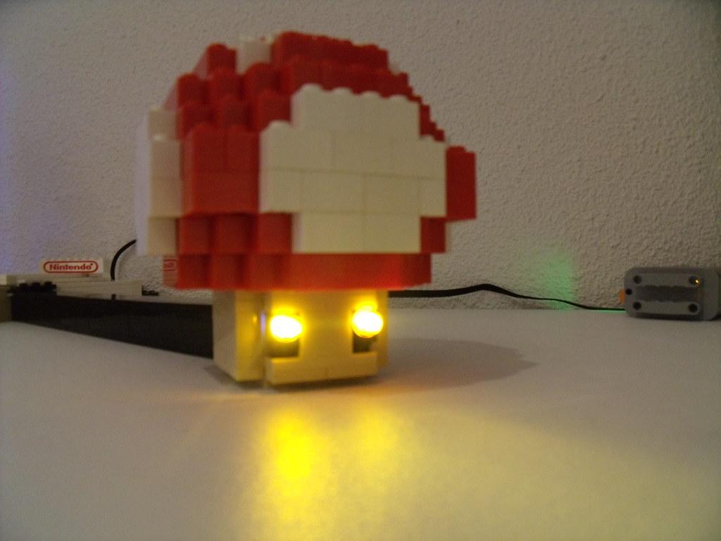 Deco Lego Nintendo | Old School Brick | Flickr