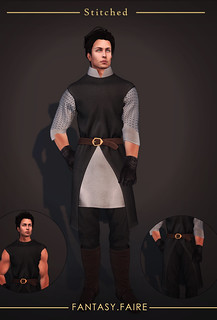 Gerren Tunic @ Fantasy Faire | by Adele Bumblefoot