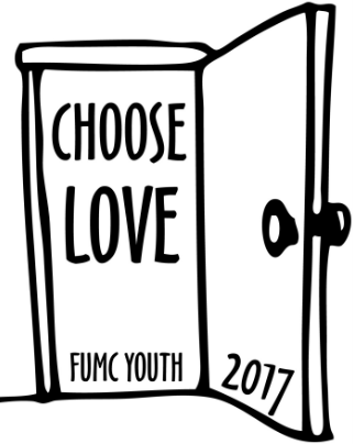 Youth Worship 2017 Logo
