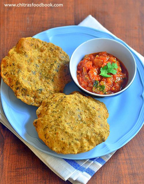 tomato sabji for chapathi