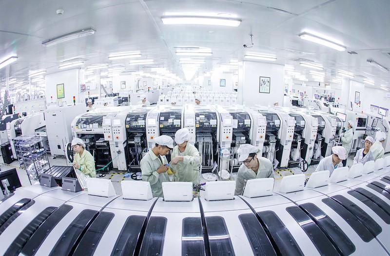 vivo factory
