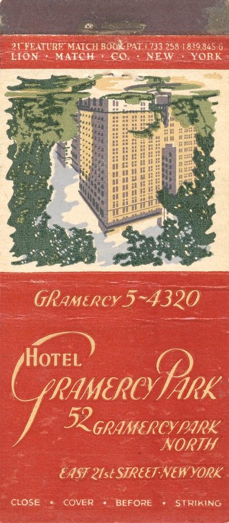 Hotel Gramercy Park - New York, New York