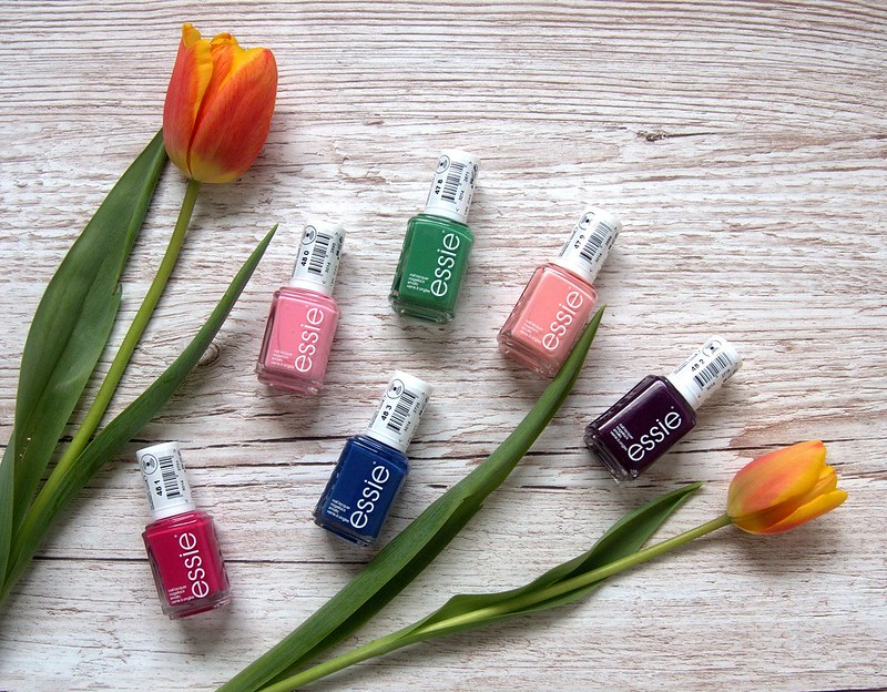 Essie Spring 2017 - Baha Moment