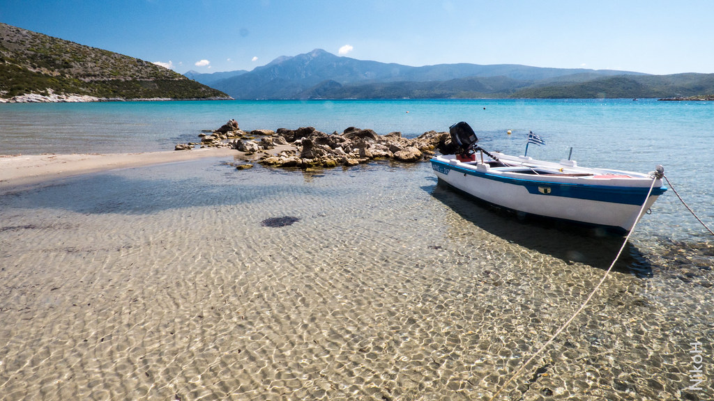 Готовый бизнес в остров Самос