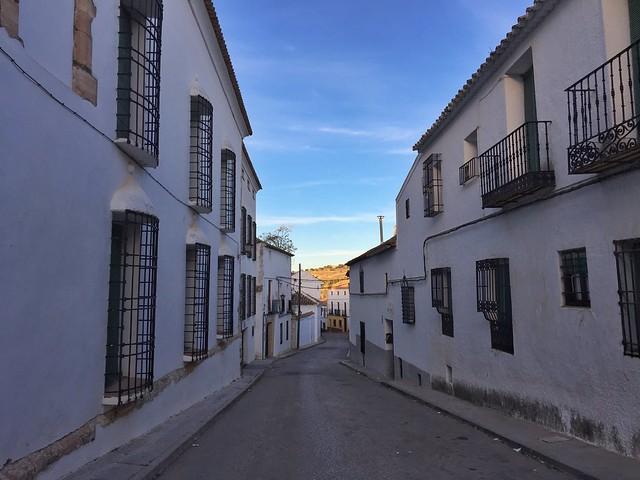 Casco viejo de Belmonte