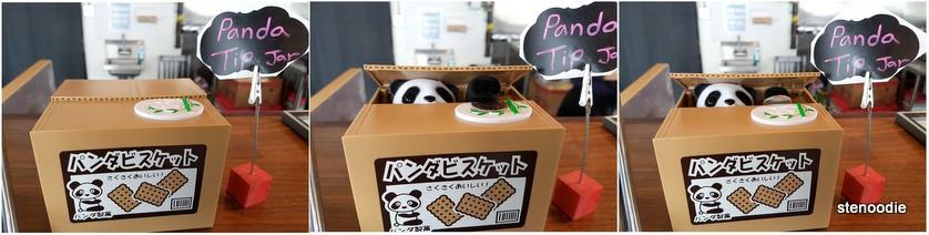 Panda Tip Jar
