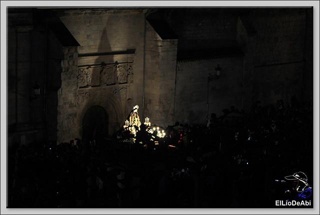 Procesión del Santo Entierro en la Semana Santa de Briviesca 2017 28