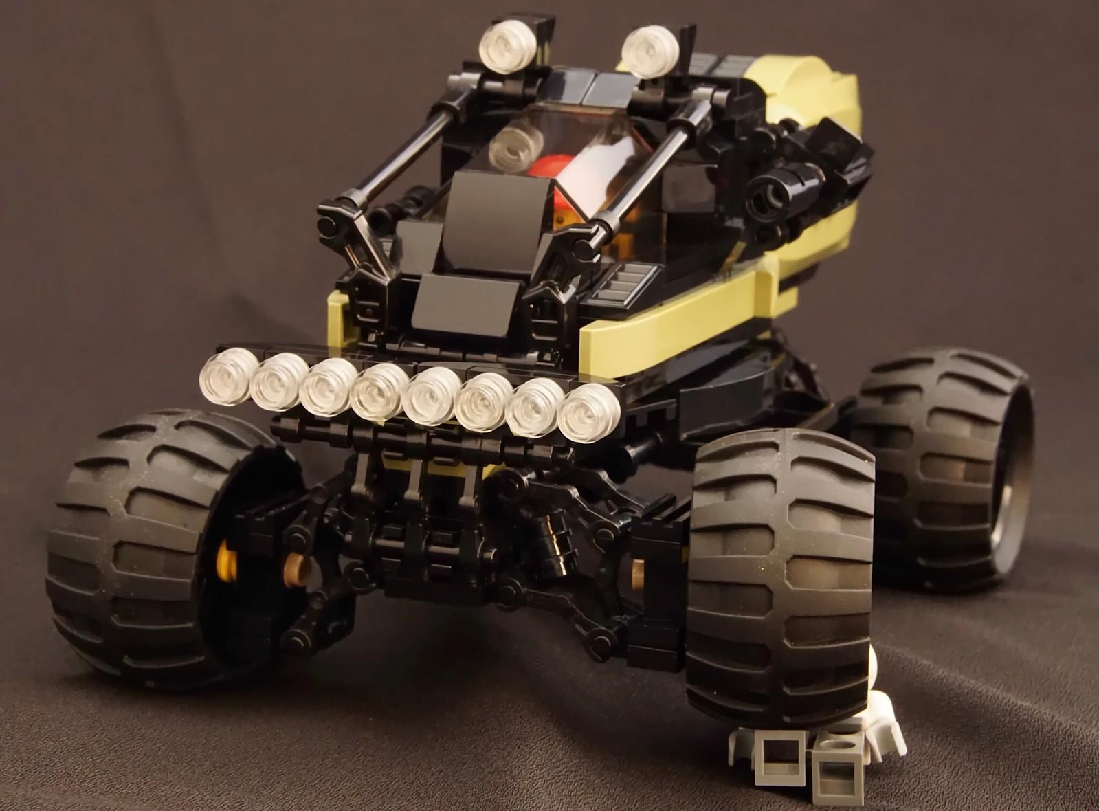 DooM Inc. Heavy Armour ATV