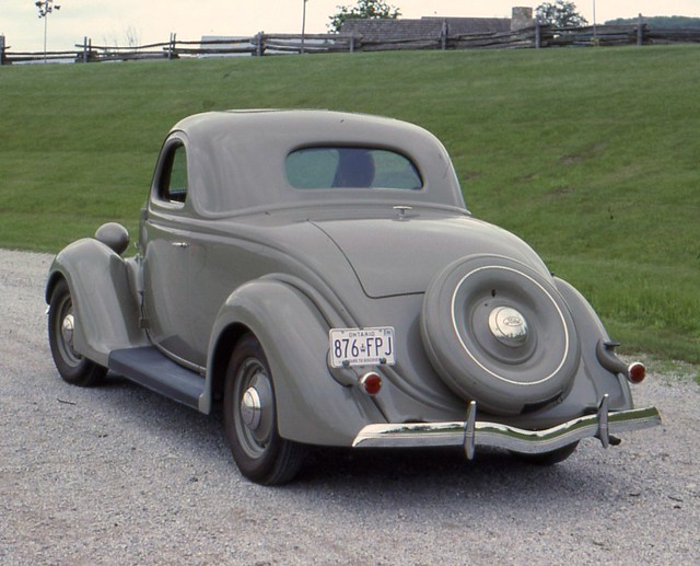 1936 ford deluxe 3 window coupe flickr photo sharing for 1936 3 window coupe