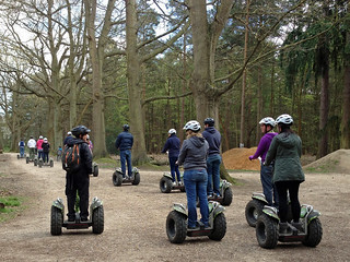 Segways | by diamond geezer