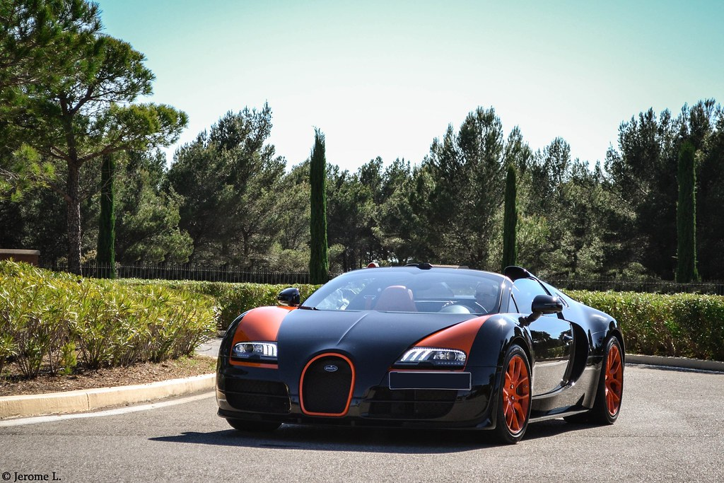 Bugatti Veyron Grand Sport Vitesse Wrc Have A Look On My F Flickr