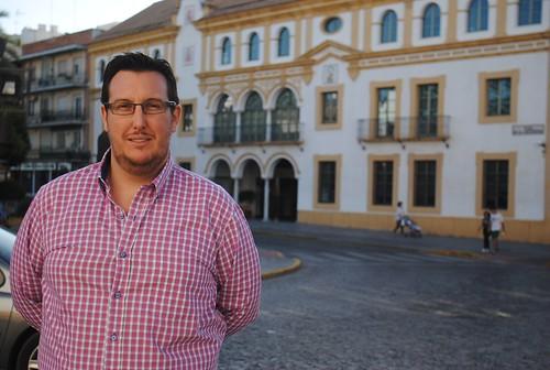 Antonio José Moreno Plaza candidato a hermano mayor de Oración
