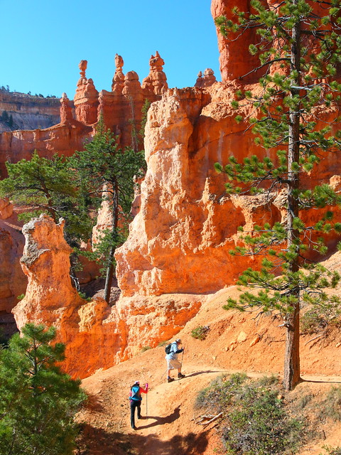 IMG_0020 Peekaboo Trail, Bryce Canyon National Park