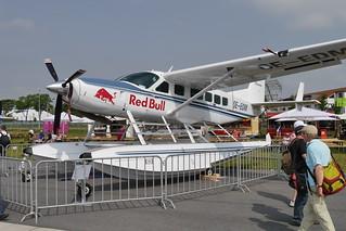 Flying Bulls Cessna CE 208 Amphibian
