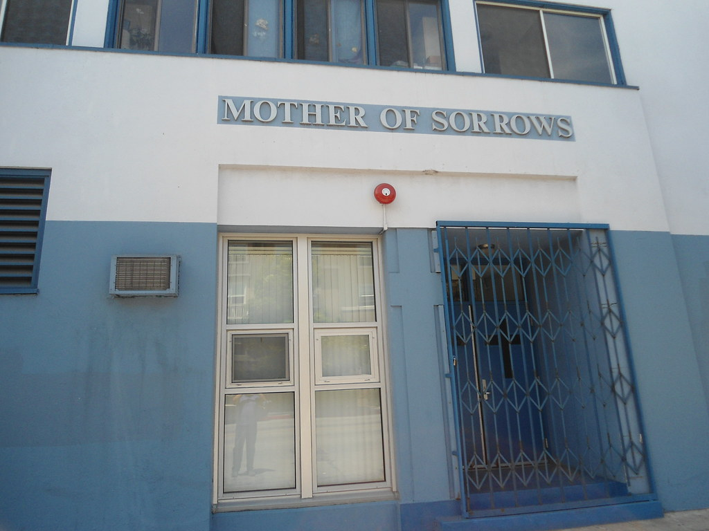 Mother of Sorrows Catholic in inner city Los Angele… | Flickr on