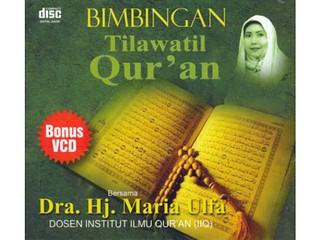 ScreenShoot Bimbingan Tilawah Al-Qur'an (Dra. Hj. Maria Ulfa) + Tausyi