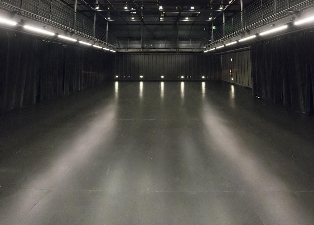 THE BLACK STUDIO AT STUDIO SPACES