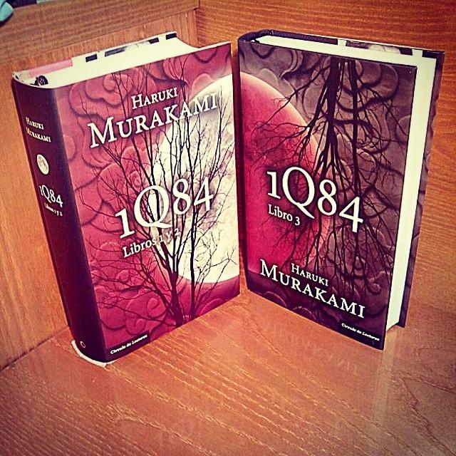 #1Q84 #Haruki #Murakami