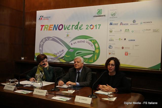 Presentazione TrenoVerde 2017
