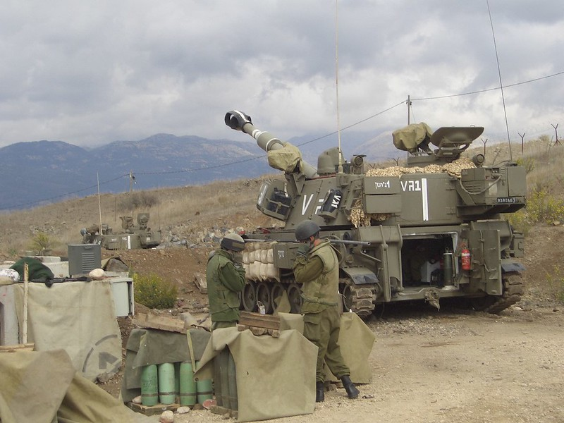 155mm-M109-Doher-fiреs-on-hizballa-tci-1