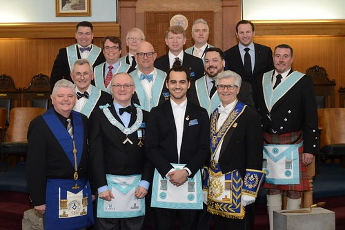 2017 03 20 Fraternal Visit to Brant Lodge No. 663