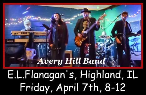 Avery Hill Band 4-7-17