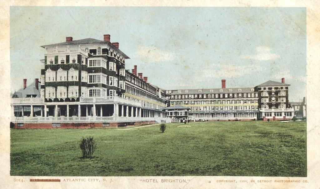 Hotel Brighton - Atlantic City, New Jersey