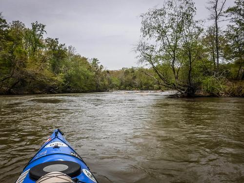 Saluda River at Pelzer-83