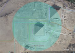 15 Giza Pyramid, Egypt 1K