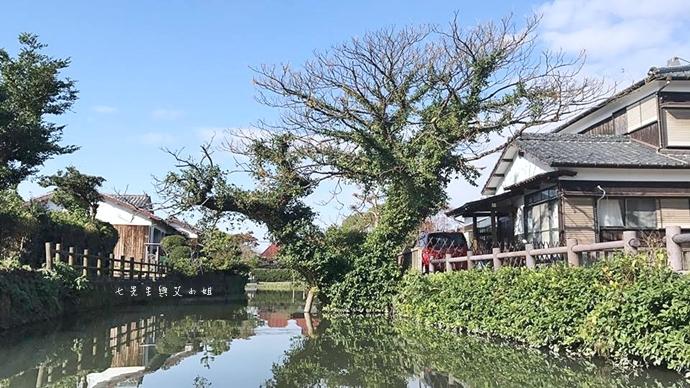 28日本九州自由行 日本威尼斯 柳川遊船  蒸籠鰻魚飯  みのう山荘-若竹屋酒造場