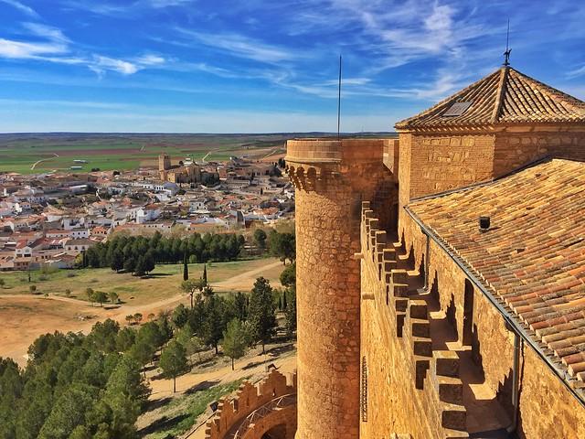 Belmonte desde su castillo