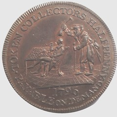 COLLECTOR AND COINS 1796