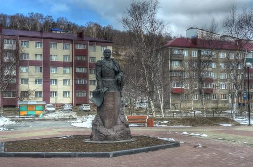 Korsakov, Sakhalin on APR 21, 2017 (7)