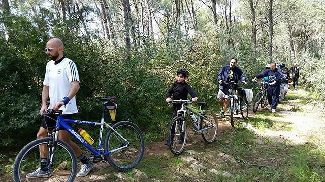 ciclo escursione fiab-gioiainbici