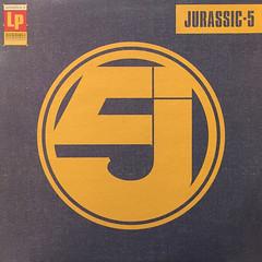 JURASSIC 5:JURASSIC 5(JACKET A)