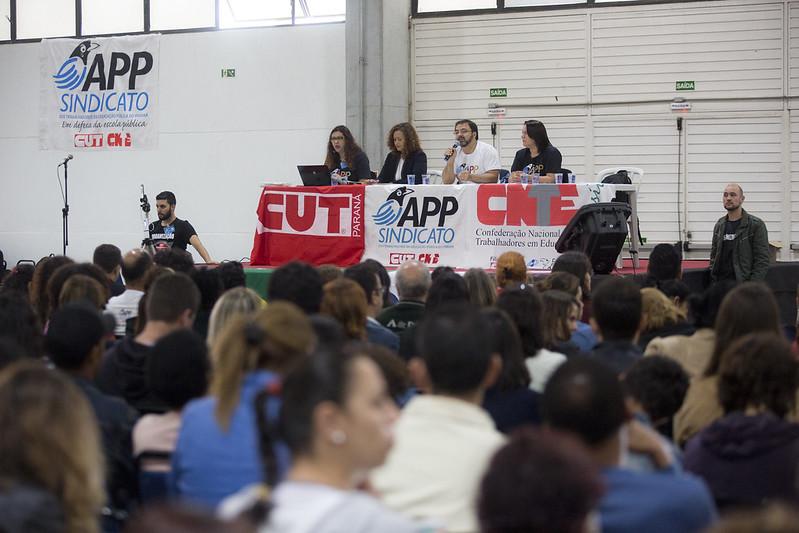 Assembleia Estadual Expo Unimed Curitiba - Outubro/2016